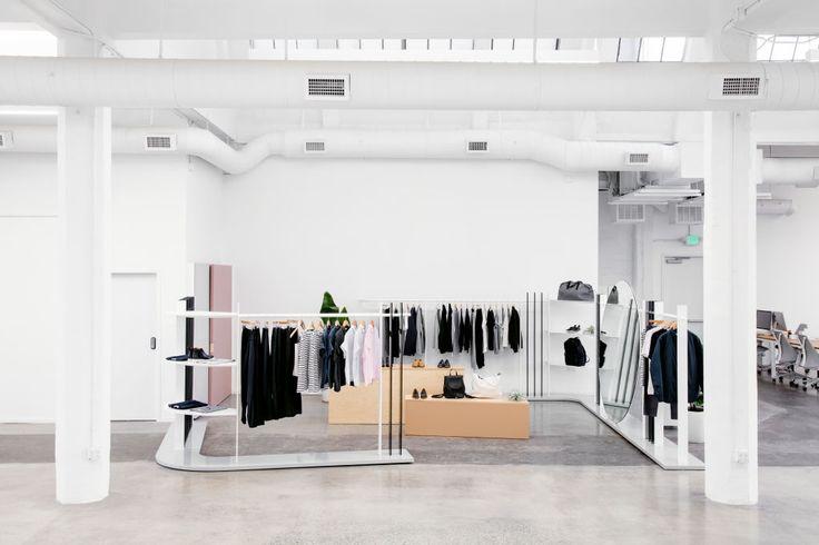 Inside Everlane's San Fransisco Headquarters | Airows