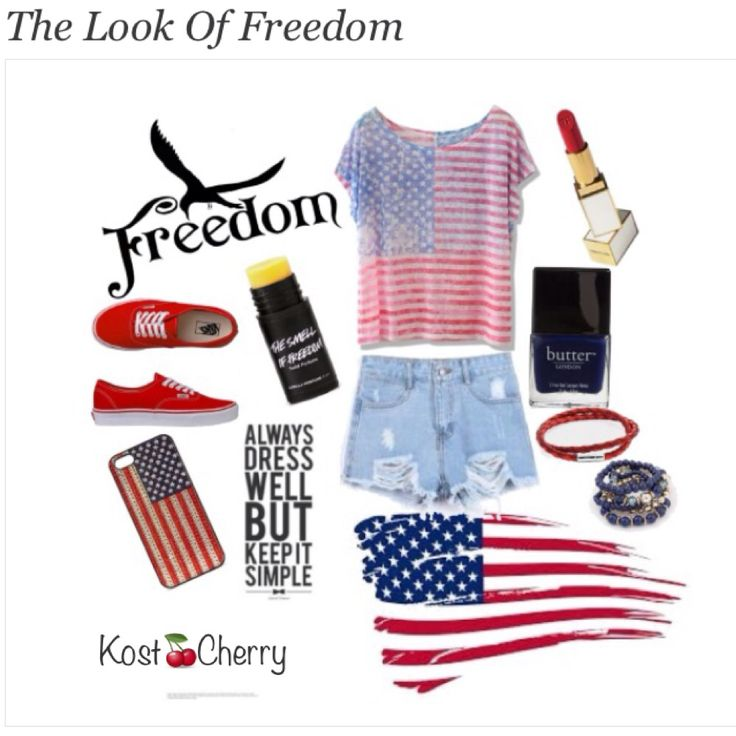 Freedom independence USA