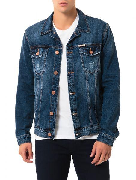 13c3332e7 Jaqueta Jeans Trucker Calvin Klein Jeans Marinho - Jaqueta jeans Calvin  Klein Jeans masculina