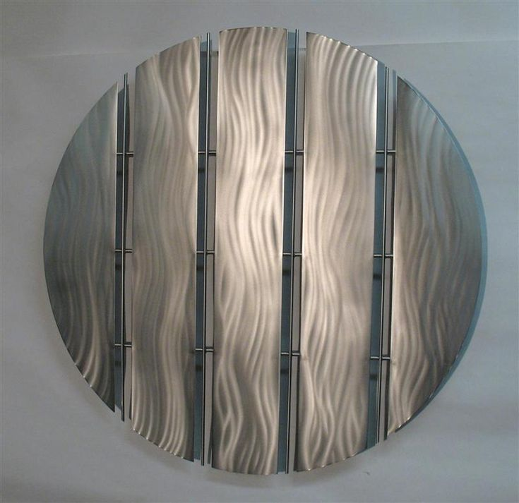 Contemporary Metal Sculptures | Contemporary Metal Wall Art Sculpture  Stainless 14S, Atlanta Georgia | Headboards | Pinterest | Contemporary  Metal Wall Art, ... Part 91