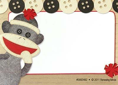 36 best images about sock monkey theme on Pinterest | Monkey hat ...