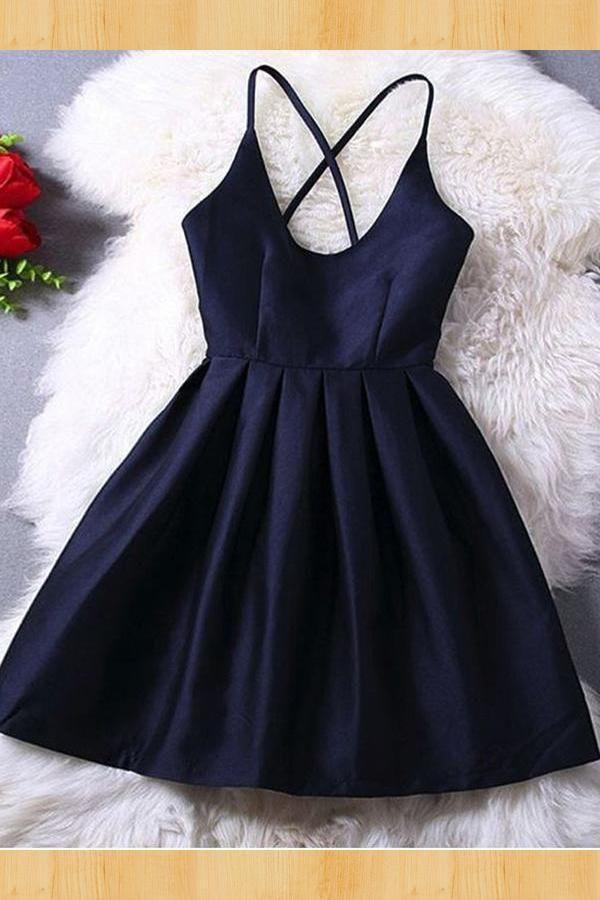 Feminine Homecoming Dress Short, Prom Dresses For Cheap, Simple Prom Dresses
