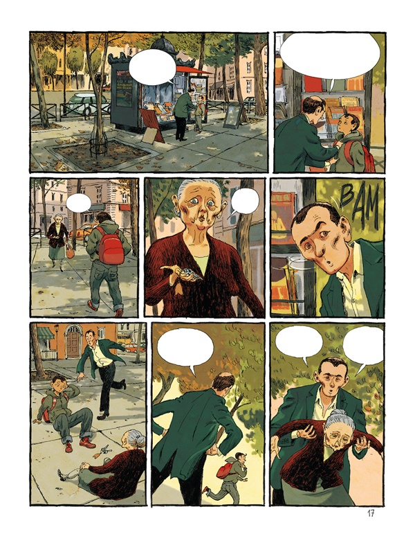 Les Petites Gens by Thomas Campi, via Behance