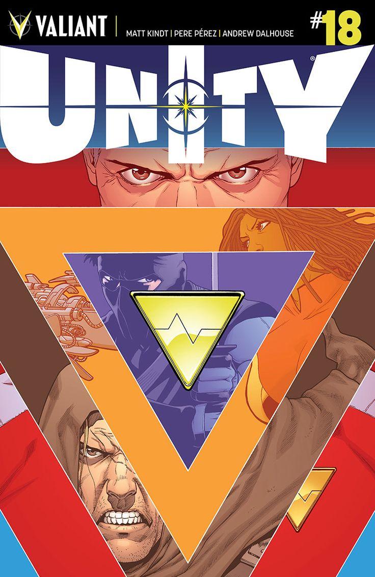 Buzz Comics, le forum qui regarde passer les events, les crossovers, les reboots et qui aboie - Afficher un message - Unity #18