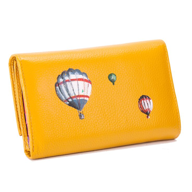 Portofel Luftballons - verso