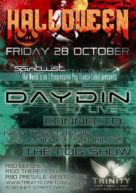 Fogshow Opens for Daydin