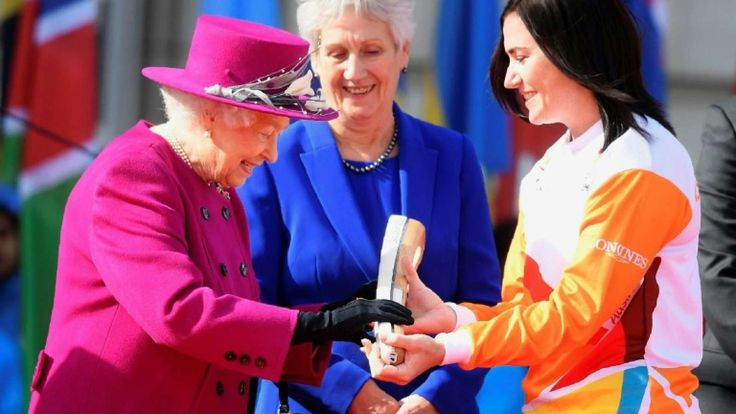 Anna Meares: Queen's aura marks track legend during baton pass