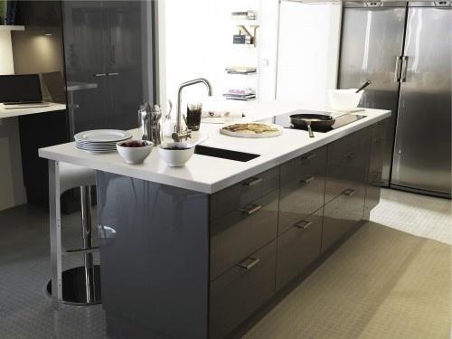 22 best images about kitchen ideas on pinterest grey for Abstrakt kitchen cabinets
