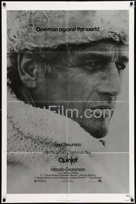 #HappyBirthday #RobertAltman https://eartfilm.com/search?q=robert+altman #directors #filmmakers #filmmaking #screenwriters #screenwriting #screenplay #MASH #GosfordPark #Nashville #movie #movies #poster #posters #film #cinema #movieposter #movieposters    Quintet-1979-27x41-Paul Newman-Bibi Andersson-Vintage Movie Poster