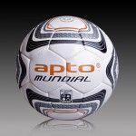 Apto Sports Mundial Matchball White/Gold  football