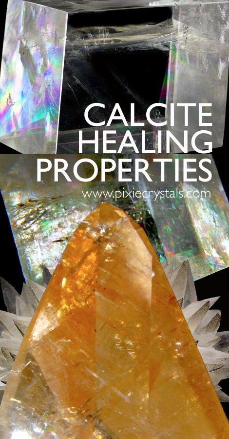 Calcite Crystal Meaning and Healing Properties - SEE Full Article.... www.pixiecrystals.com