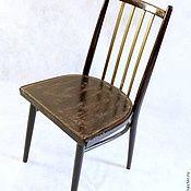 Для дома и интерьера ручной работы. Ярмарка Мастеров - ручная работа Коричневые стулья. Handmade.