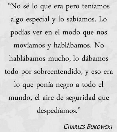 〽️ Charles Bukowski
