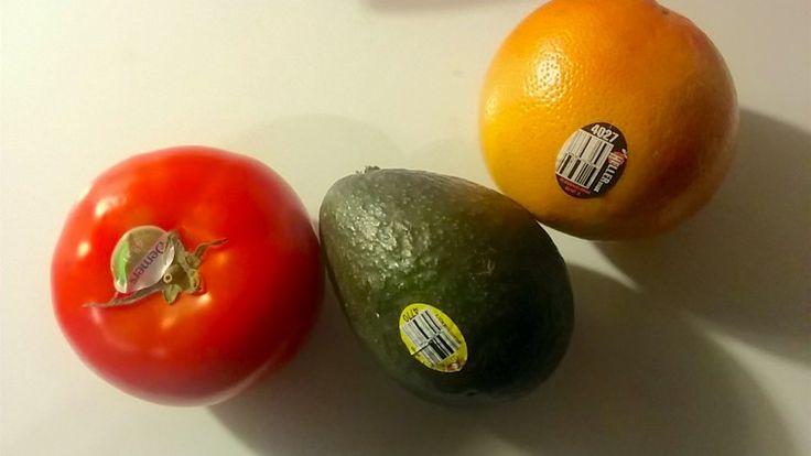 Comprendre l'étiquetage des fruits et légumes - Montruc.ca