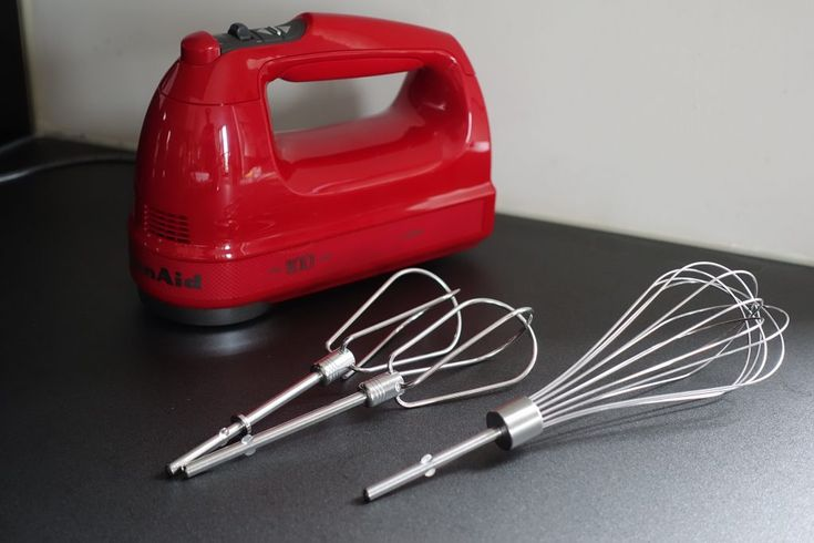Kitchenaid queen of hearts 7speed hand mixer review