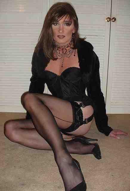 Sexy Feminine Gay Crossdresser Photos 66