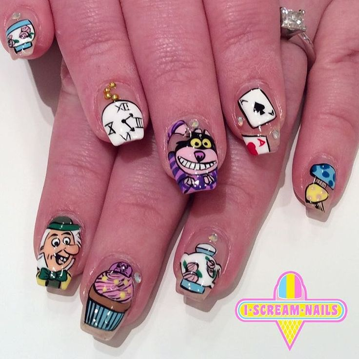 75 best i scream nails nail art images on pinterest nail nail i scream nails is all about putting fun and colour at and on your fingertips prinsesfo Images