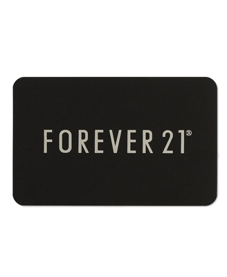 Forever 21 Gift Card. Even though I'll be turning 22, I'm forever 21! - http://AmericasMall.com/categories/juniors-teens.html
