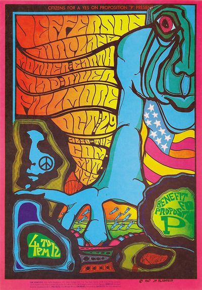 1000 Images About Psychedelic Posters On Pinterest