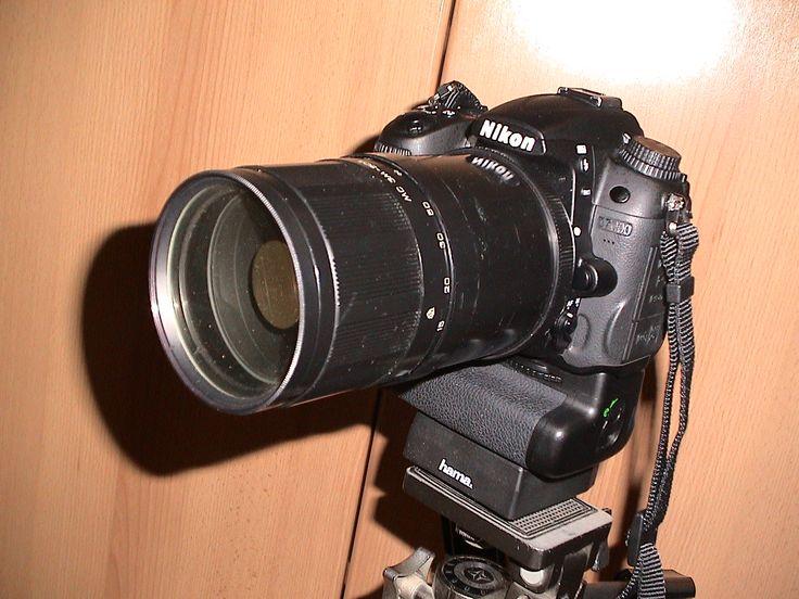 Lzos via verlopring op Nikon D 7000