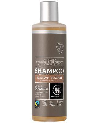 Brown Sugar Shampoo Trockene Kopfhaut Bio 250ml