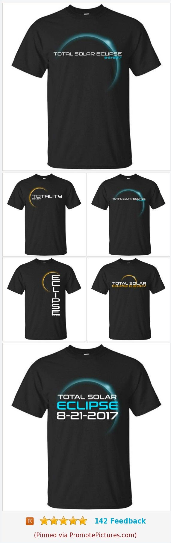 Total Solar Eclipse T-Shirts and Tank Tops - Solar Eclipse 8-21-2017 https://www.etsy.com/shop/CaliKays?ref=seller-platform-mcnav&search_query=eclipse  (Pinned using https://PromotePictures.com)