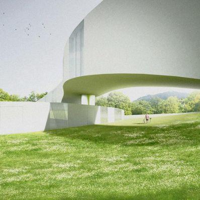 2008 dom nieskończony w ustroniu | Marlena Wolnik MWArchitekci