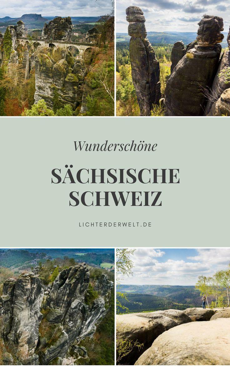 4 Gründe für einen Wochenendtrip in die Sächsische Schweiz - besonders für Fotografen!