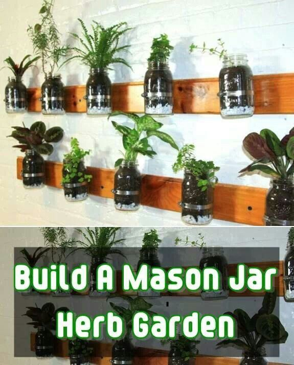 http://diy-projectss.blogspot.kr/2014/01/diy-build-mason-jar-herb-garden-video.html