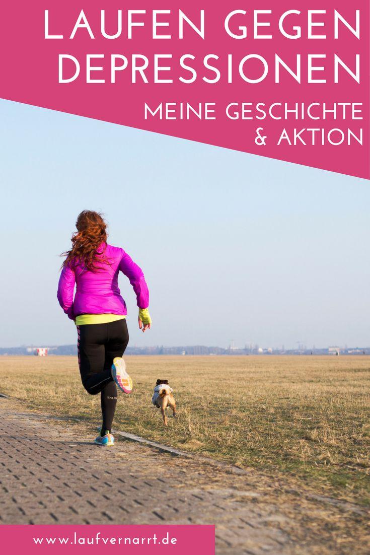 """Laufen gegen Depressionen: MUT-Lauf Berlin 2017 - Laufvernarrt """"Es ist nun schon einige Jahre her, dass ich das erste Mal mit Depressionen zu kämpfen begann. Damals war ich schwer magensüchtig und untergewichtig. Ich verbrachte teilweise Tage mit Weinen. Mit der tiefsten Düsternis, die mir auf der Seele lag. Ich fühlte mich gelähmt damals."""""""