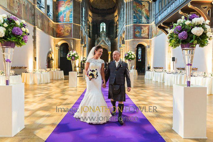 Mansfield Traquair Wedding - Garry and Lynsey