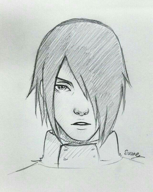 Sasukeww Dibujo A Lapiz Anime Naruto Dibujos A Lapiz Arte De Naruto