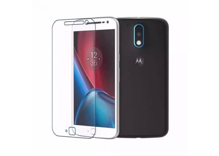 Guili Guili Fundas y Accesorios Para Smartphone: Mica Cristal Templado Moto G4 Plus Gorilla Glass 9H - Kichink