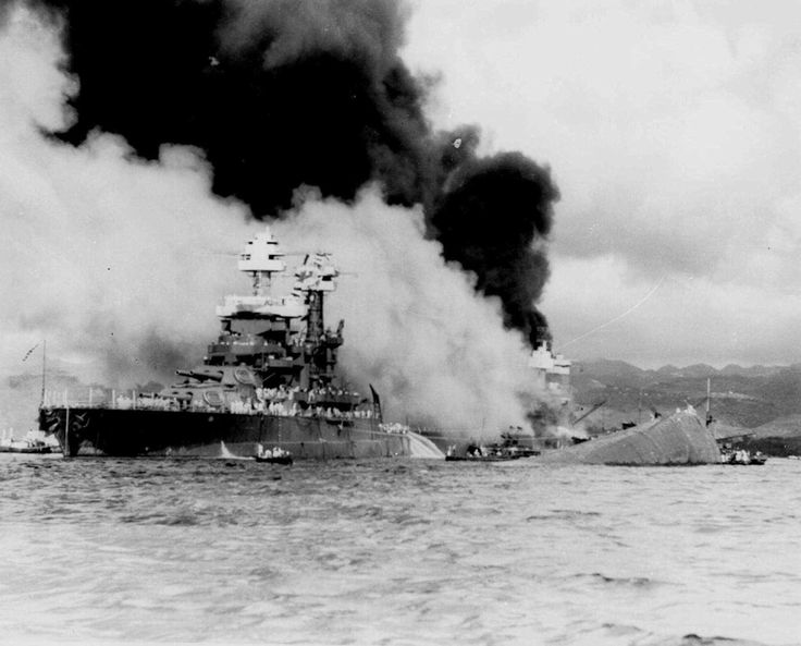 the surprise attack of the japanese on pearl harbor On dec 7, 1941, japan bombed pearl harbor, bringing the united states into world war ii the attack, carried out at dawn by japanese fighter planes launched from aircraft carriers, was a then.