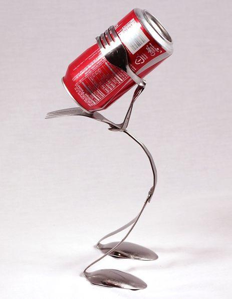 Riciclo creativo posate! Ecco 22 idee originali da cui trarre ispirazione…