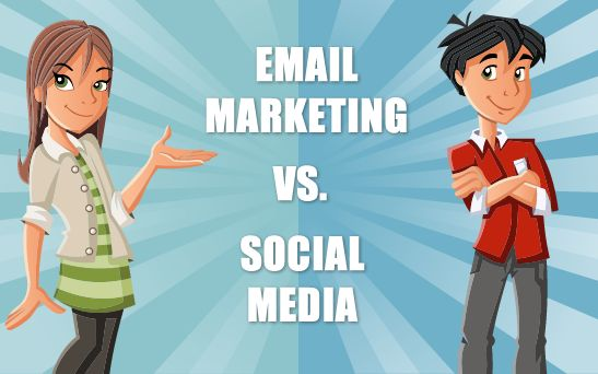 Is Email marketing still more effective than social media marketing ?