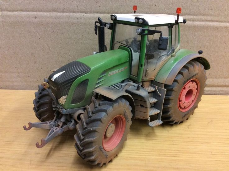 1/32 scale Fendt 936 Weathered tractor tracteur traktor by wiking customised | Toys & Games, Diecast & Vehicles, Farm Vehicles | eBay!