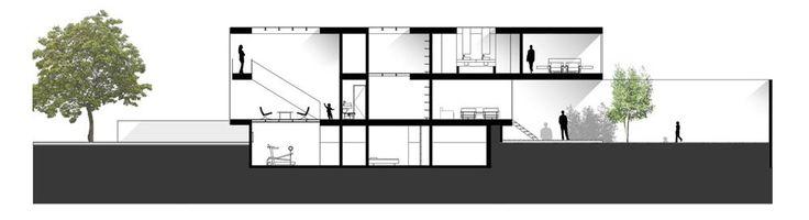 alzados proyectos arquitectonicos - Buscar con Google