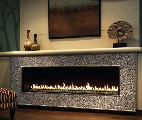 63 Best Images About Linear Fireplaces On Pinterest