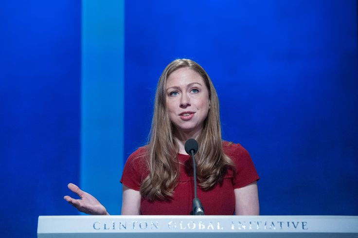 """Chelsea Clinton (a woman that knows about bullies bc at age 12 Rush Limbaugh called her the """"White House Dog"""") Defended Barron Trump and at the same time, Throws Shade at the President"""