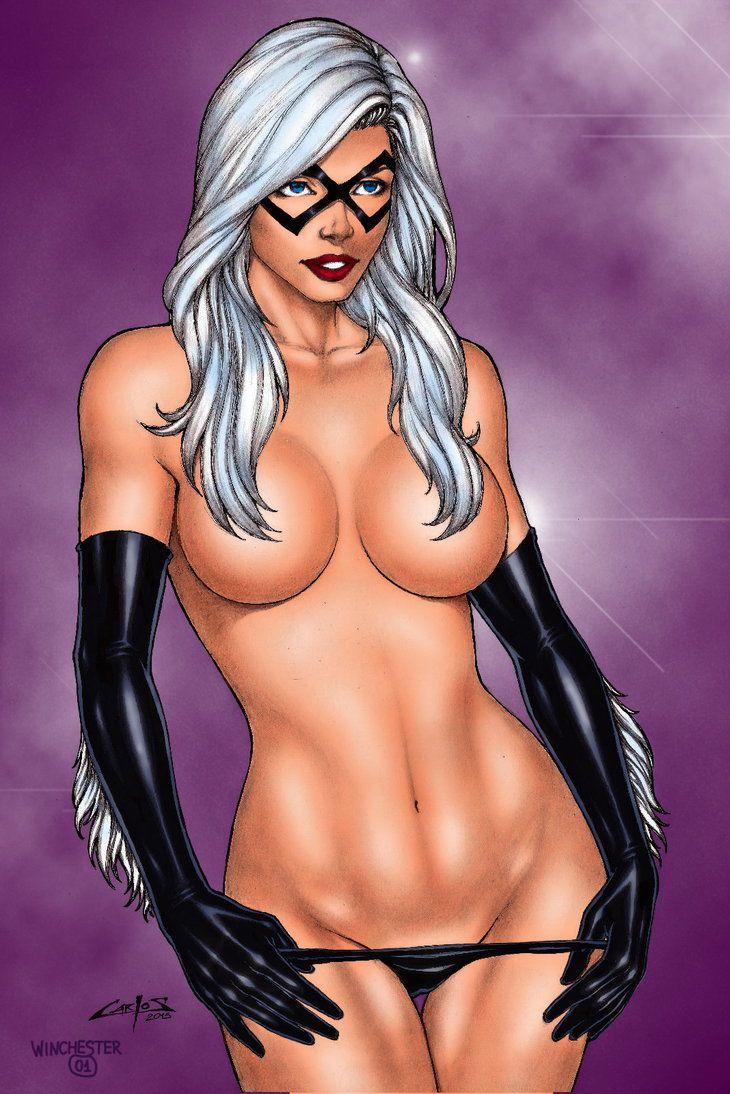 Nude marvel girl superheroes