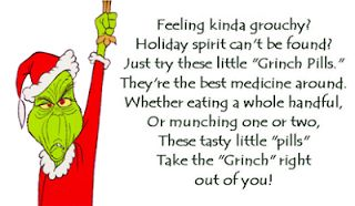 Grinch Pills and Santa Cookie Toppers – Make Time to Craft