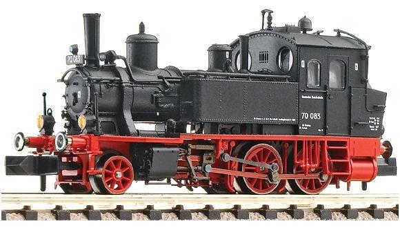 Dampflokomotive BR 70.0 der DB.