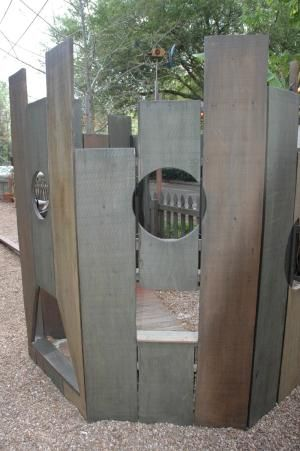 Fun, simple play structure by lucy