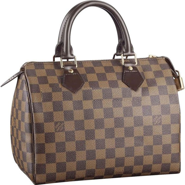 Louis Vuitton Handbags #Louis #Vuitton #Handbags - Speedy 25 N41532 - $213.99