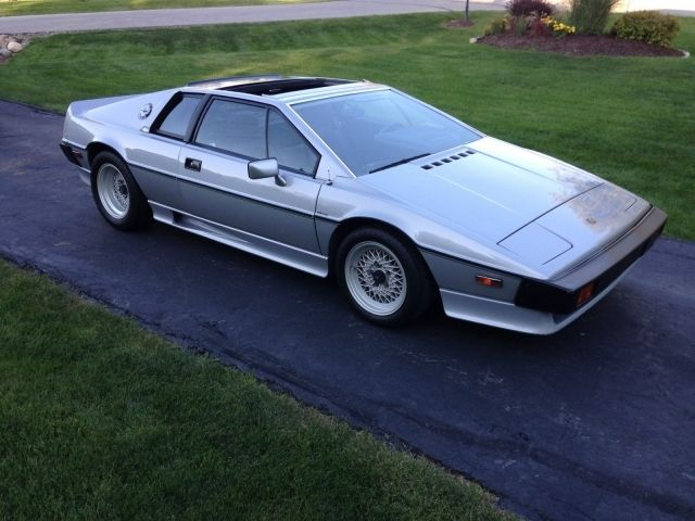 1986 lotus esprit turbo