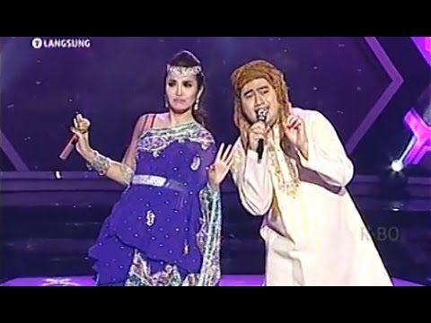 Fitri Karlina feat Nazar ' Bermain Tali ' @ D'T3rong Show 9 September 2014