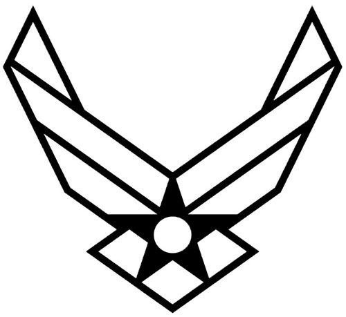 33 Best Images About Air Force Things On Pinterest Logos Af Coloring Pages