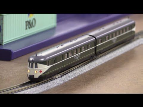 Loksound micro decoder installation N scale KATO passenger Model Railroa...
