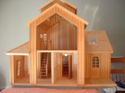 Beautiful Custom Built U0027Riverview Cabinu0027 | EBay